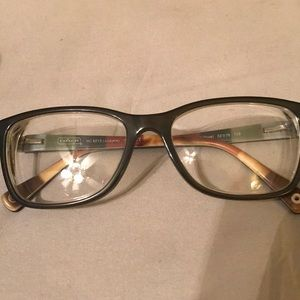 Women's coach glasses